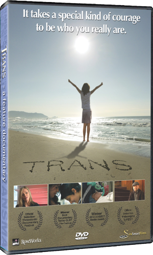 trans the movie dvd